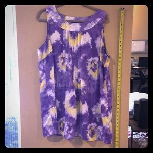 Lane Bryant Size 20 Tunic